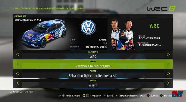 Screenshot - WRC 6 (PC)