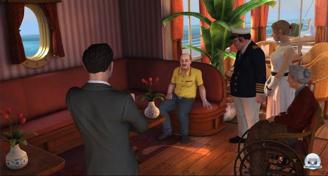 Screenshot - The Raven: Legacy of a Master Thief - Kapitel 2: Wiege der Täuschung (PC)