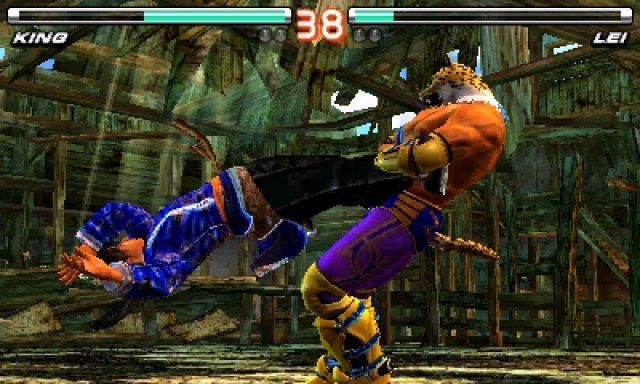 Screenshot - Tekken 3D Prime Edition (3DS) 2281182