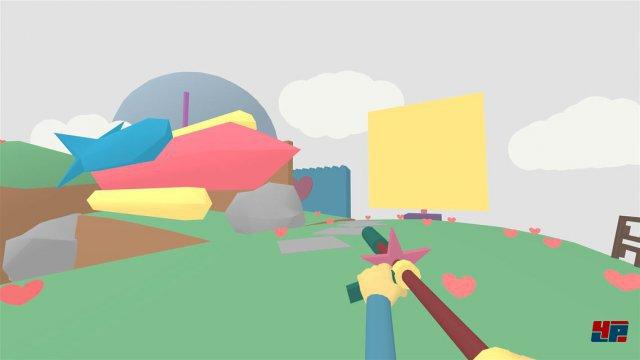 Das Spieldesign ist ebenso auf das Wesentliche reduziert wie die Kulisse: laufen, hüpfen, schießen, scheitern.