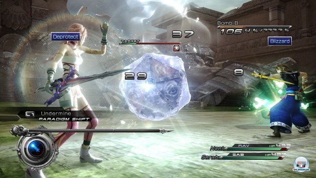 Screenshot - Final Fantasy XIII-2 (PlayStation3) 2239537
