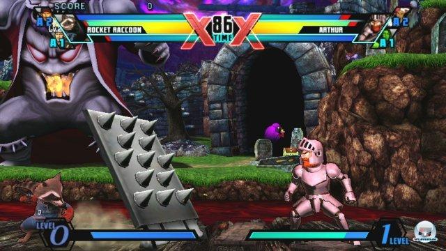 Screenshot - Ultimate Marvel vs. Capcom 3 (PS_Vita) 2316952
