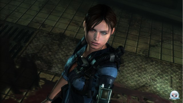 Screenshot - Resident Evil: Revelations (3DS) 2230228
