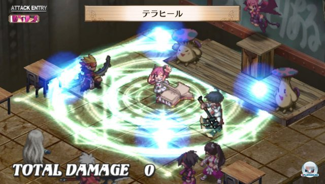 Screenshot - Disgaea 3: Absence of Justice (PS_Vita) 2266837