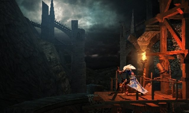 Screenshot - Castlevania: Lords of Shadow - Mirror of Fate (3DS) 92429022