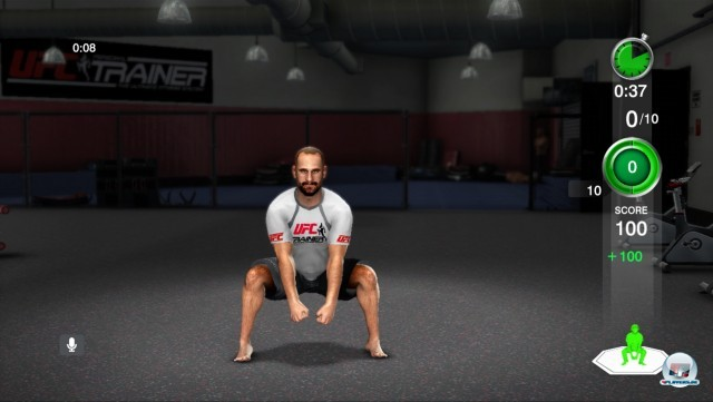 Screenshot - UFC Personal Trainer - The Ultimate Fitness System (360) 2233402