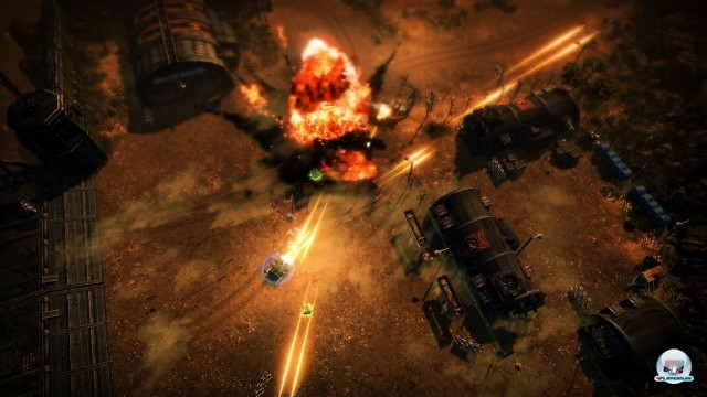 Screenshot - Renegade Ops (PlayStation3) 2238594