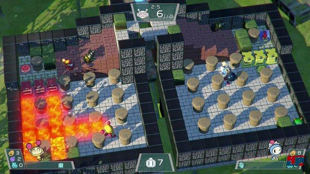 Screenshot - Super Bomberman R (One) 92568240