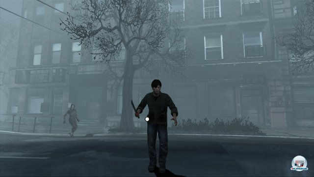 Screenshot - Silent Hill: Downpour (PlayStation3) 2308257