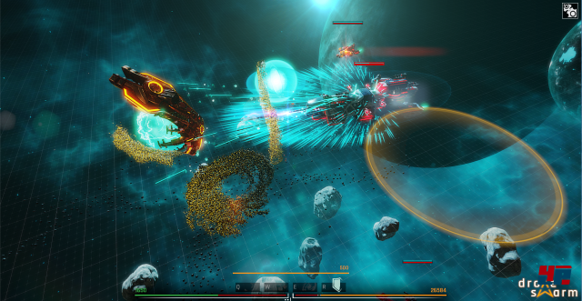 Screenshot - Drone Swarm (Mac)
