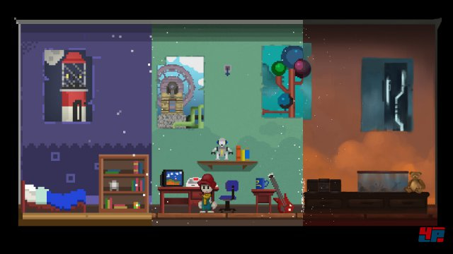 Screenshot - A Pixel Story (PC)
