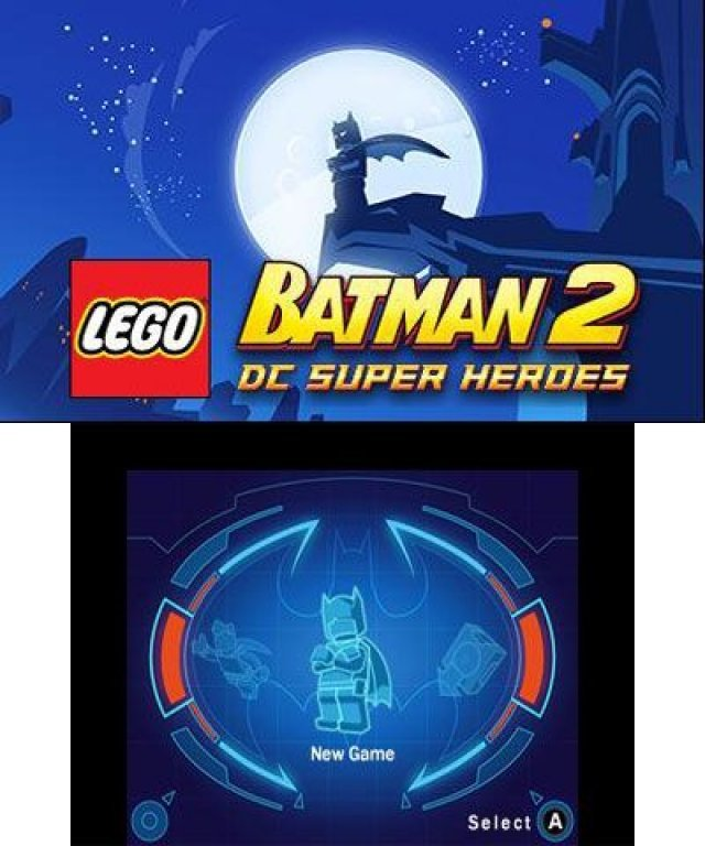 Screenshot - Lego Batman 2: DC Super Heroes (3DS) 2364232