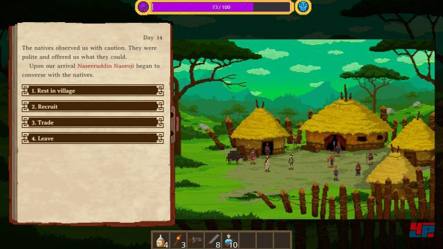 Screenshot - The Curious Expedition (PC) 92532803
