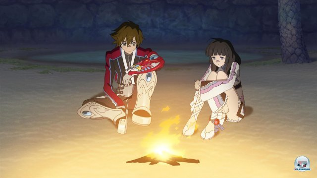 Screenshot - Tales of Hearts (PS_Vita) 92433217