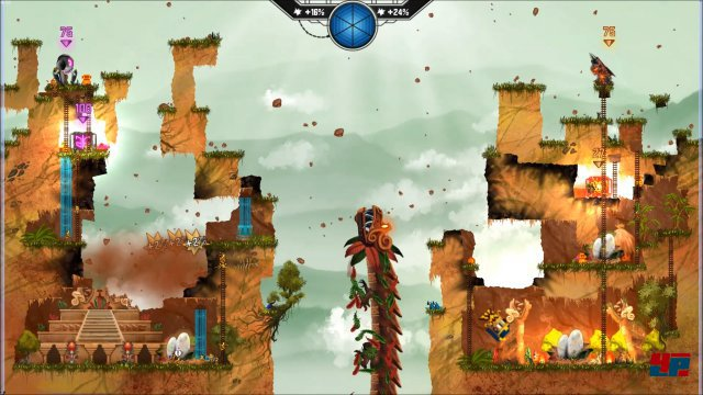 Screenshot - Mayan Death Robots (Mac)