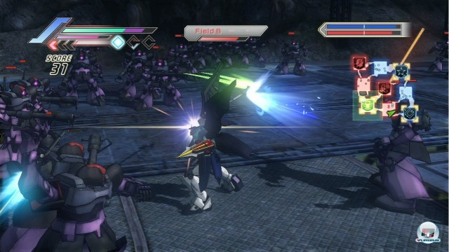 Screenshot - Dynasty Warriors: Gundam 3 (360) 2221598