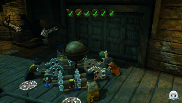 Screenshot - Lego Pirates of the Caribbean - Das Videospiel (360) 2222433