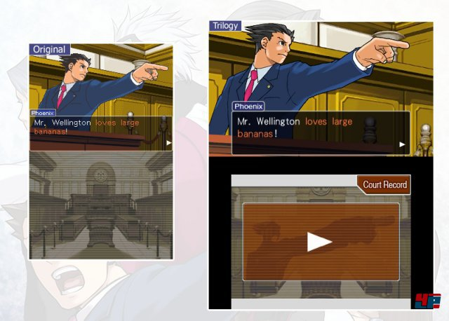 Screenshot - Phoenix Wright: Ace Attorney Trilogy (3DS) 92492021