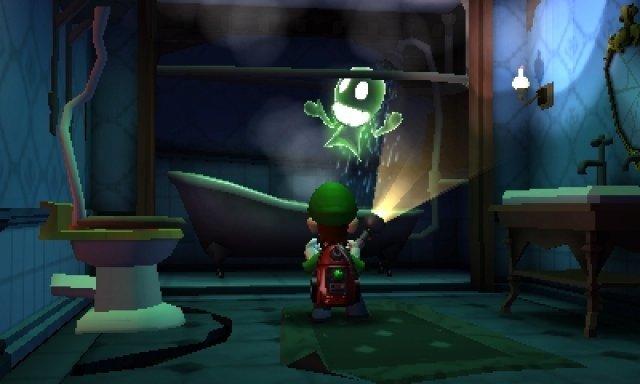 Screenshot - Luigi's Mansion: Dark Moon (3DS) 2360882