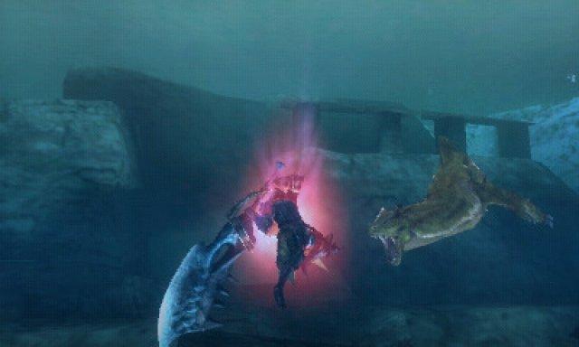 Screenshot - Monster Hunter 3G (3DS) 2285367