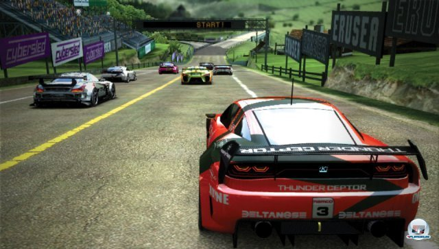 Screenshot - Ridge Racer Vita (PS_Vita) 2287462