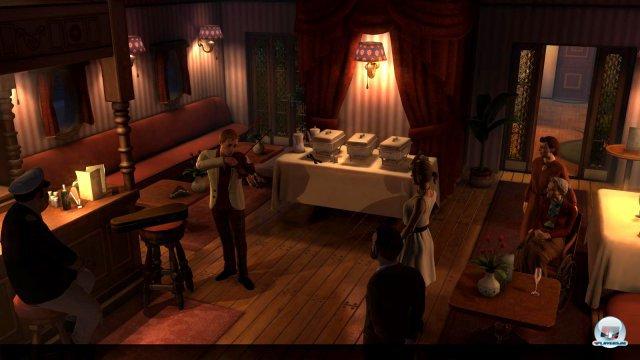 Screenshot - The Raven: Vermächtnis eines Meisterdiebs - Mörder und Raben (PC)