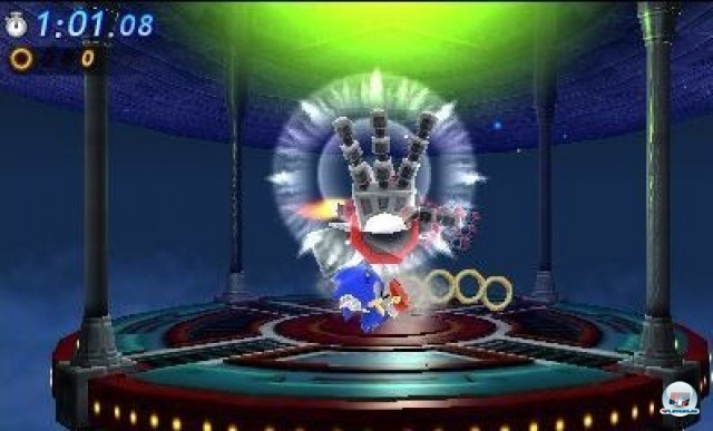 Screenshot - Sonic Generations (3DS) 2235597
