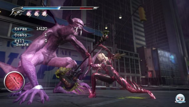 Screenshot - Ninja Gaiden: Sigma 2 (PS_Vita) 92456317