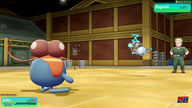 Screenshot - Pokémon: Let's Go, Pikachu! & Let's Go, Evoli! (Switch) 92577610