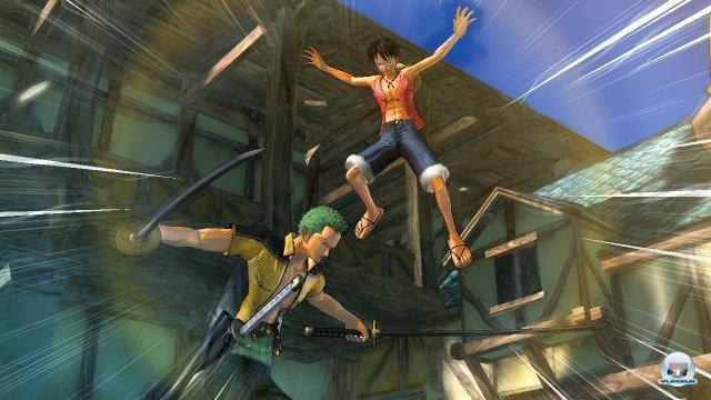 Screenshot - One Piece: Pirate Warriors (PlayStation3) 2362122