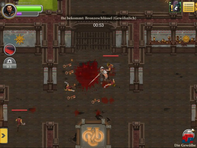 Screenshot - Ultima Forever: Quest for the Avatar (iPad) 92476963