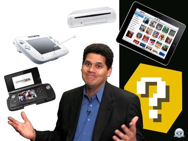 <b>Kein gutes Jahr für Nintendo</b> <br><br>Der Mario-Konzern bot dieses Jahr viel Angriffsfläche für Kritiker. Im Februar lästerte NOA-Chef Reggie Fils-Aime über günstige Smartphone-Spiele und die damit verbundene