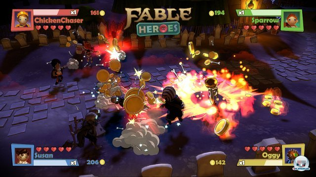 Screenshot - Fable Heroes (360) 2327512