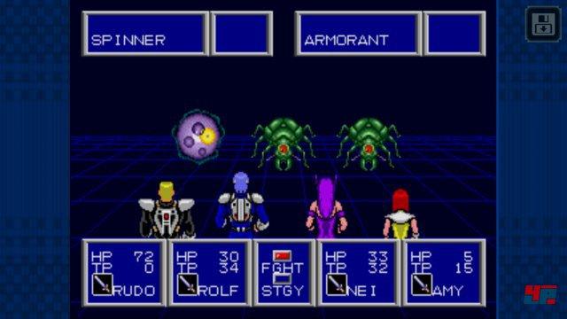 Screenshot - Sega Forever (Android) 92548286