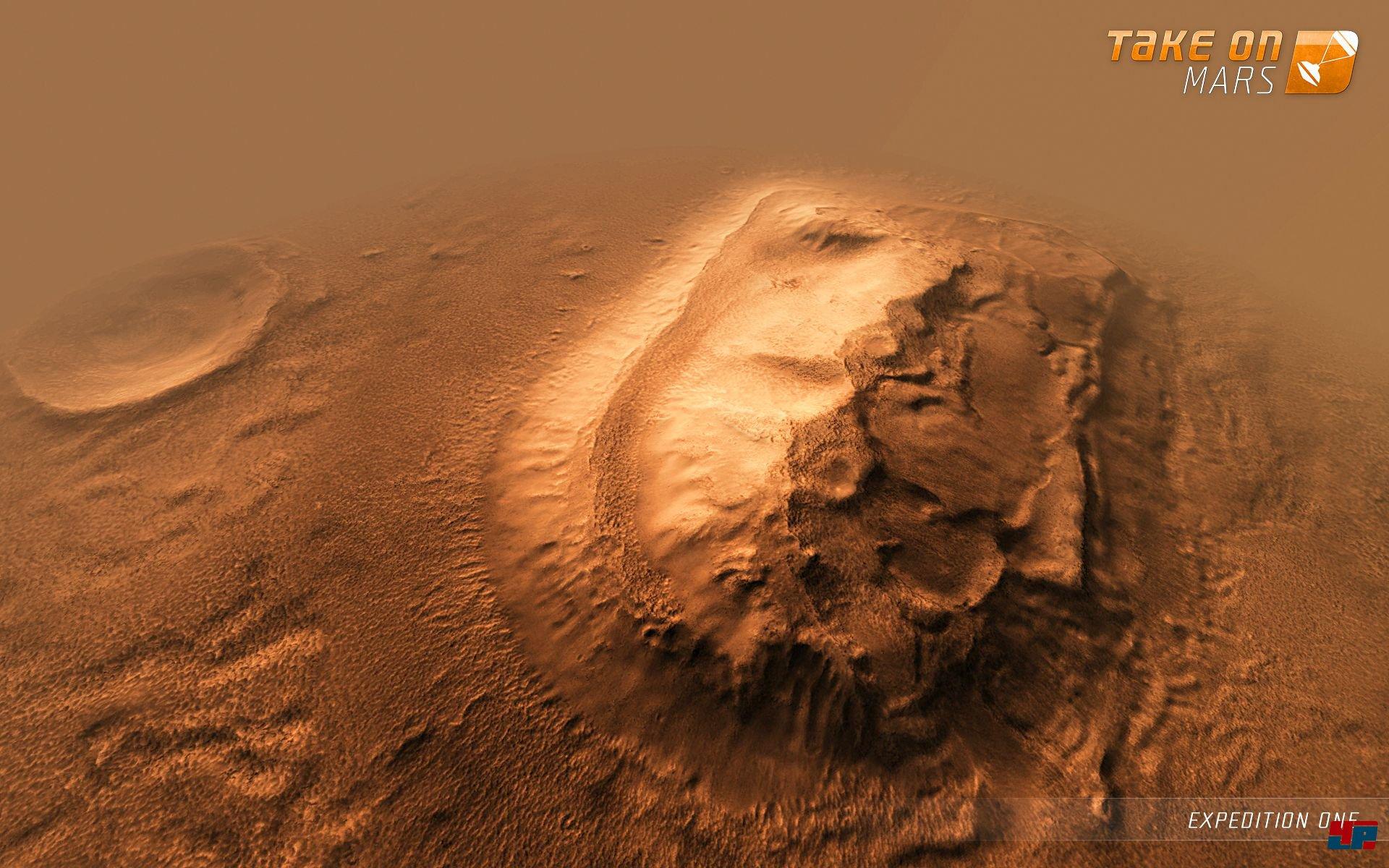 erste bemannte marsmission