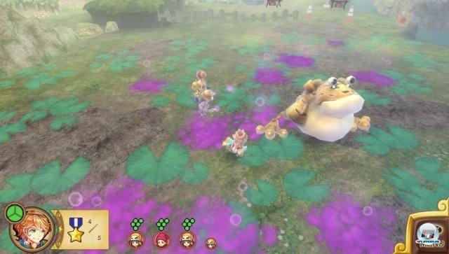 Screenshot - New Little King's Story  (PS_Vita) 2364042