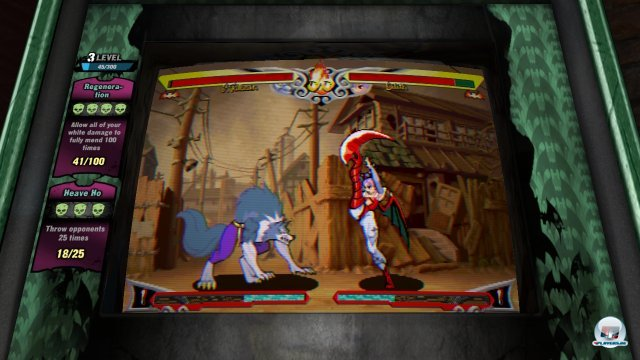 Screenshot - Darkstalkers: Resurrection (360) 92412447