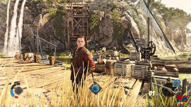 Screenshot - Strange Brigade (PS4) 92573007