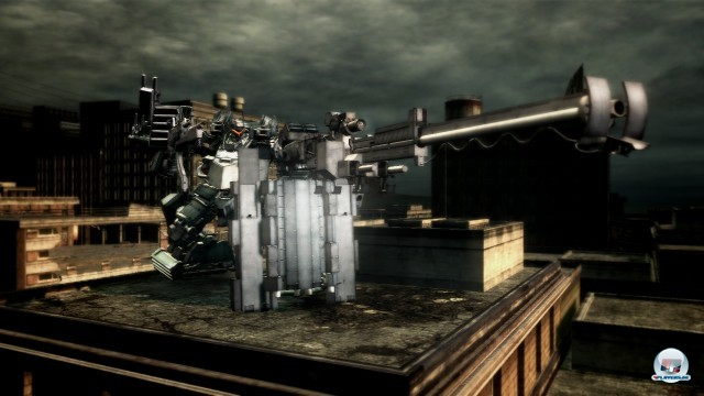Screenshot - Armored Core V (PlayStation3) 2221934
