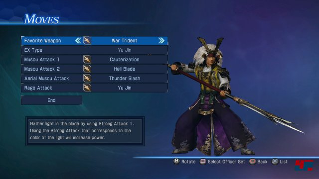 Screenshot - Dynasty Warriors 8: Empires (PC) 92498978