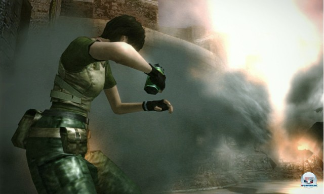Screenshot - Resident Evil: The Mercenaries - 3D Edition (NDS) 2221697