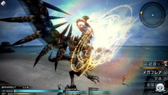 Screenshot - Final Fantasy Type-0 (PSP) 2260677