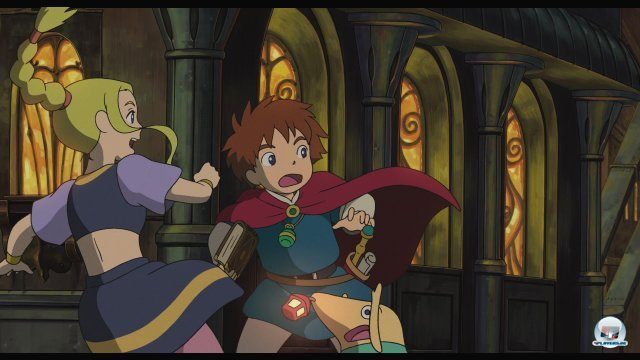 Screenshot - Ni No Kuni: Wrath of the White Witch (PlayStation3) 2361782