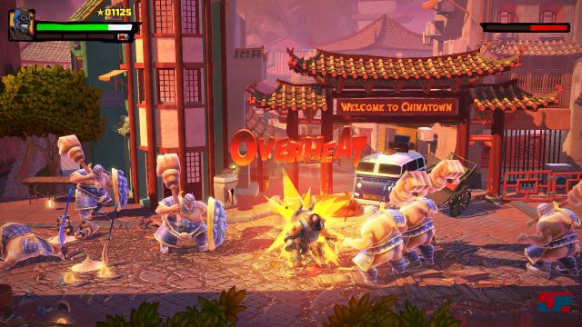 Screenshot - Shaq Fu: A Legend Reborn (PC)