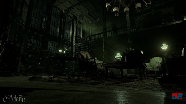 Screenshot - Call of Cthulhu - The Official Video Game (PC)
