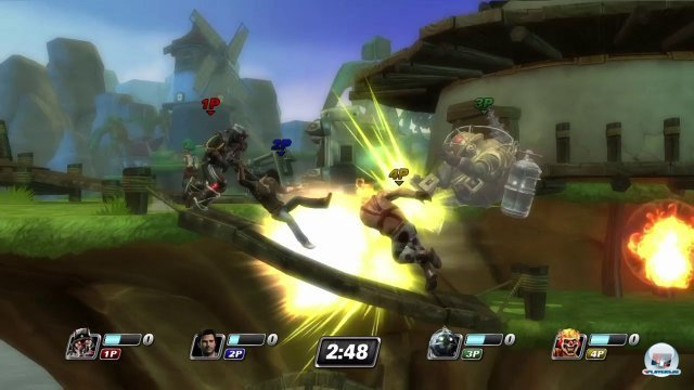 Screenshot - PlayStation All-Stars: Battle Royale (PS_Vita) 2365137