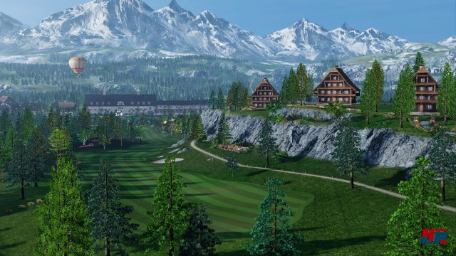 Screenshot - Everybody's Golf (PS4)