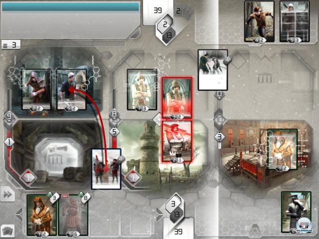 Screenshot - Assassin's Creed Recollection (iPad) 2328567