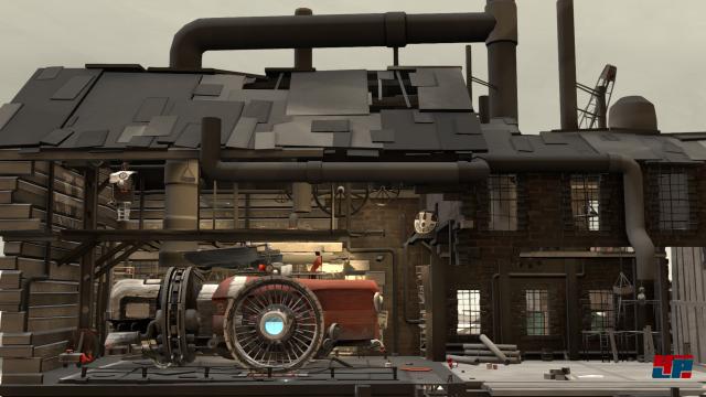 Screenshot - FAR: Lone Sails (PC)