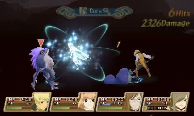 Screenshot - Tales of the Abyss (3DS) 2264172